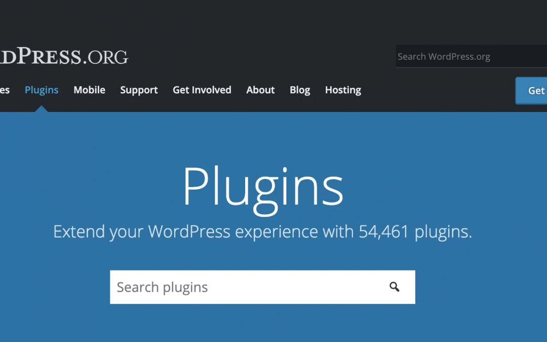 Top 3 WordPress Plugins – January 2019