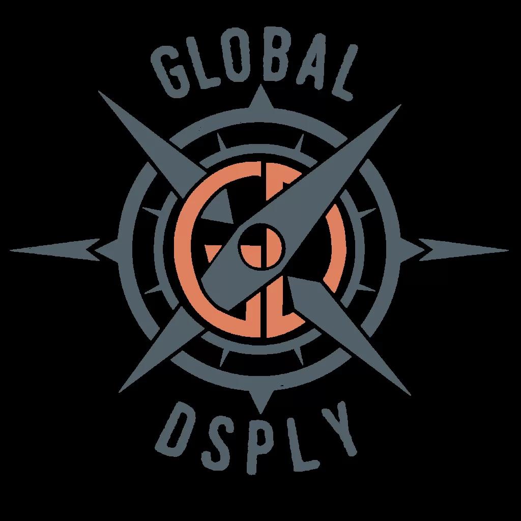 Global Dsply logo
