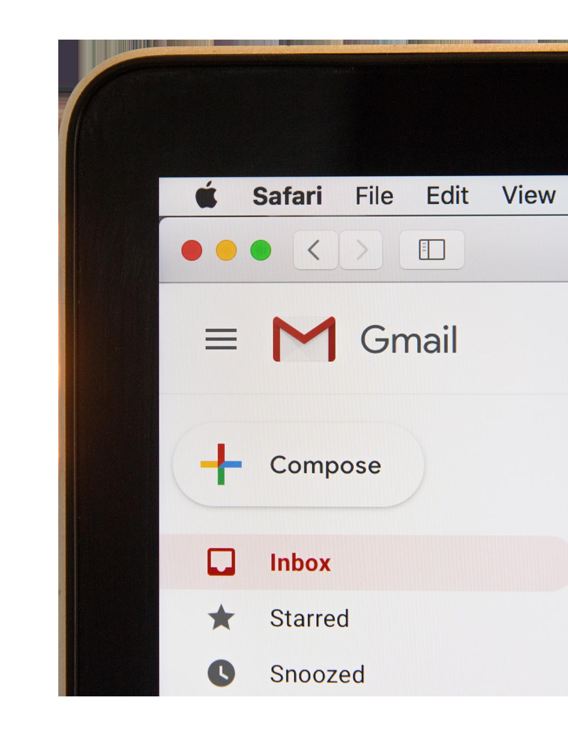google email inbox