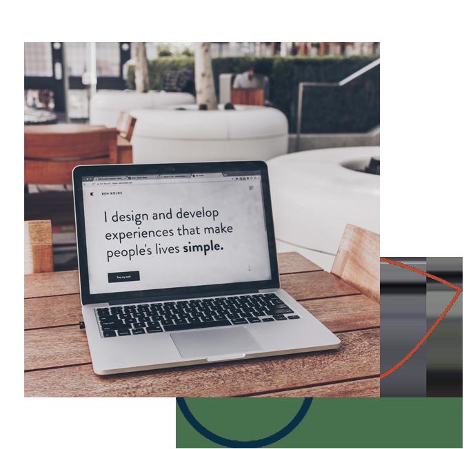 i do website design