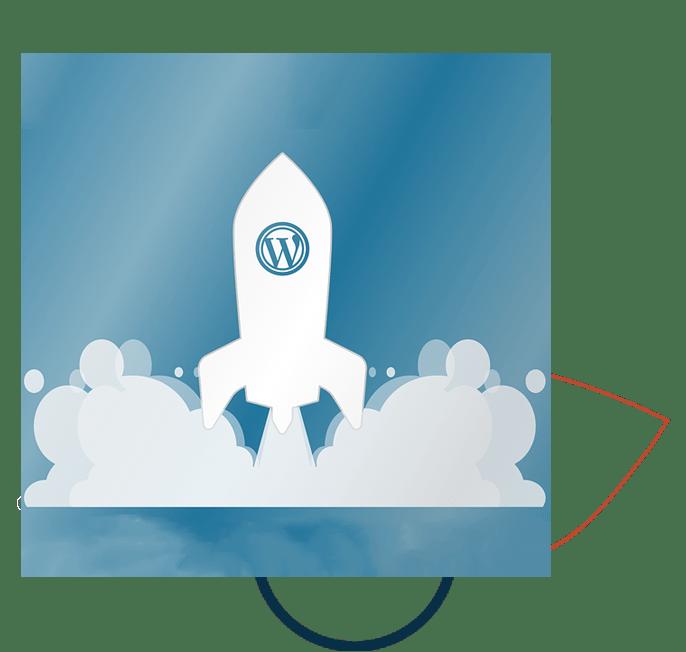 wordpress website speed rocket